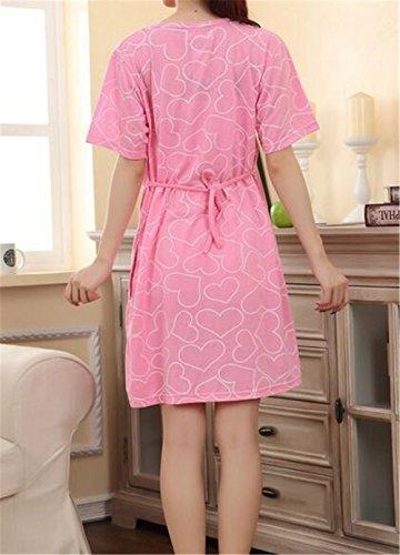 Donna Besthoo Pr L'allattamento Da Sleepwear Notte Abito TwxI68xqF