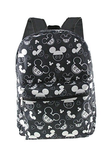 d214726ab60 Licensed Disney Mickey Mouse Allover Print Black 16