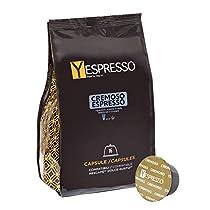 YESPRESSO - 64 capsule compatibili Nescafe Dolce gusto extra
