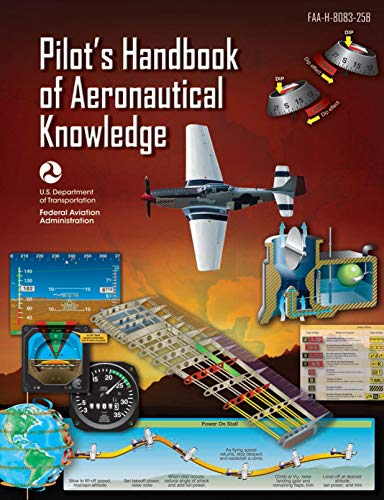 Training Pilot Airplane (Pilot's Handbook of Aeronautical Knowledge (Federal Aviation Administration): FAA-H-8083-25B; Latest Edition)