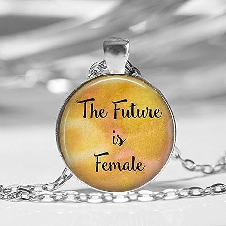 El futuro es mujeres, feminista, Hombres de lágrimas, igualdad de derechos, el feminismo joyas, los derechos de la mujer: Amazon.es: Juguetes y juegos