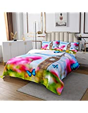 Galaxy Bedspread Coverlet Set Black Hole Quilted Coverlet Set 2Pcs Outer Space Earth Decorative Bedding Coverlet 1 Pillow Sham Twin Size Bed Cover