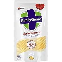 Family Guard Desinfectante Limpiador Multisuperficies 500 Ml Fragancia Cítrica