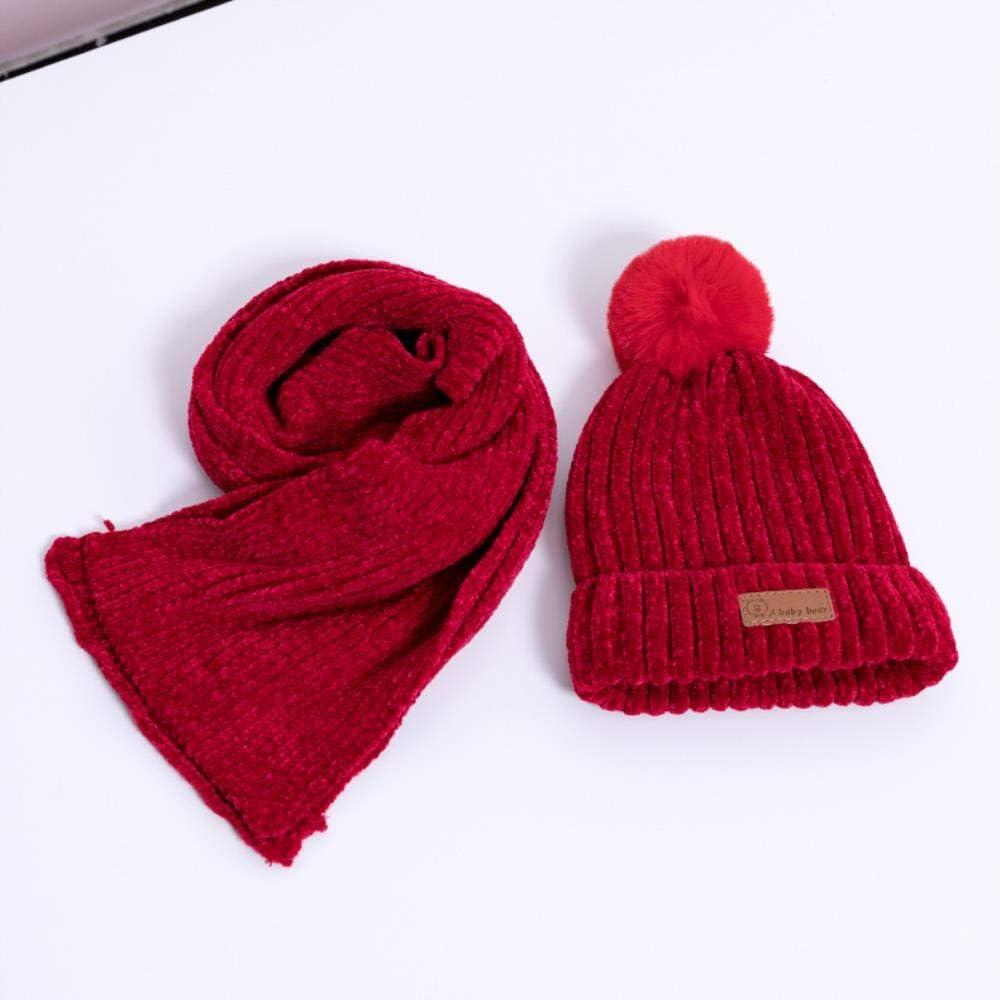 XJHN Oso tres piezas invierno cálido plus terciopelo gorro bufanda ...