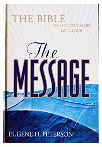 Amazon in: Buy Message Bible Book Online at Low Prices in India