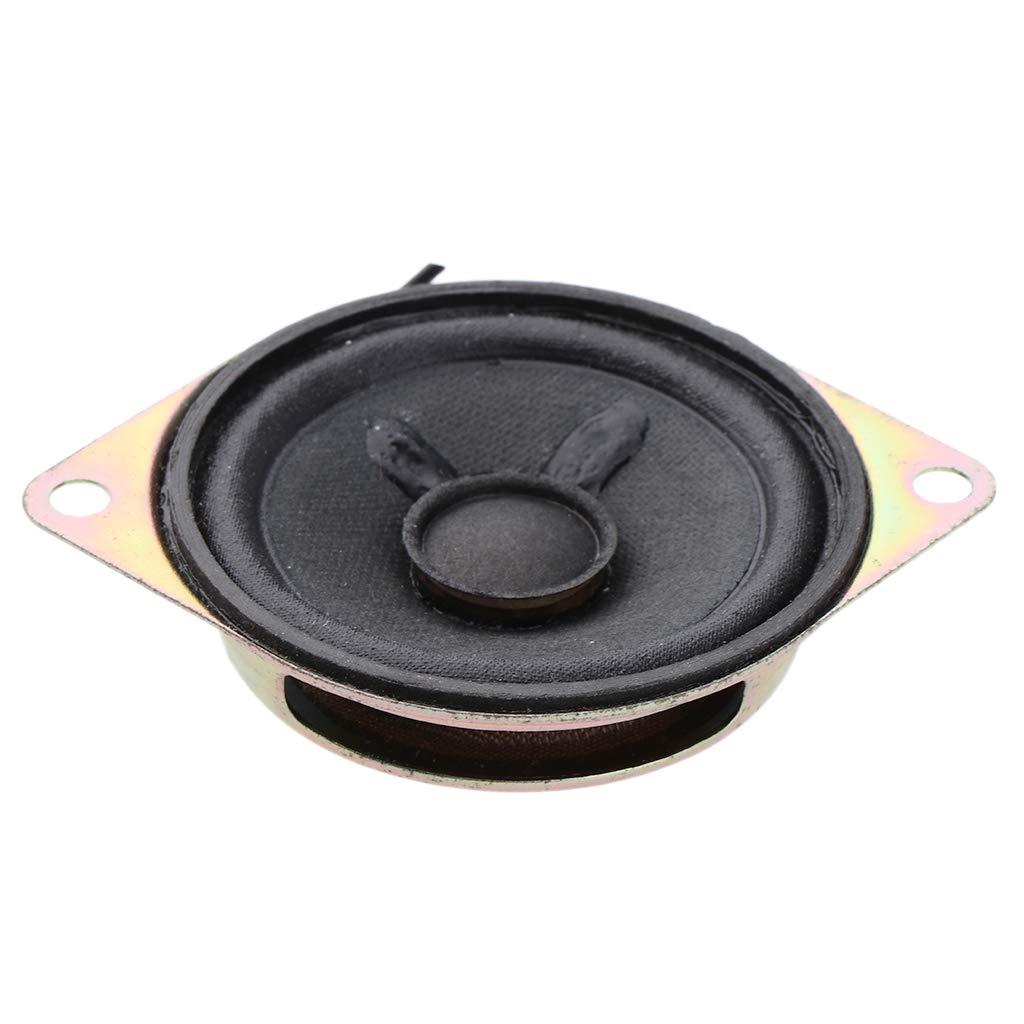 SM SunniMix 2'' 8Ohm 2W HiFi Full Range Audio Speaker Stereo Loudspeaker