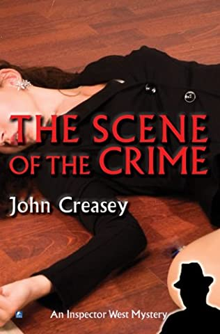 book cover of The Scene of the Crime