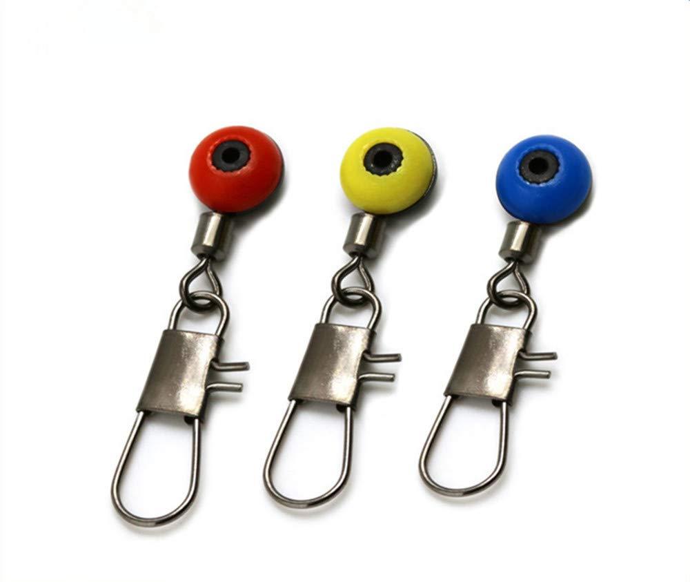 【お買い得!】 FAIGAFAIVA 釣り用スピルトリング フィッシングルアーリング Fishing ステンレススチール 400/500個 400/500個 B07GZBRY5R Swivels Fishing Swivels 2#4#6#8#1/0-24pcs, 大島村:6c492531 --- lamisionera.tv