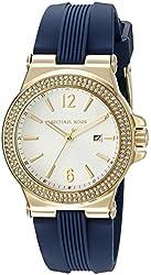 Michael Kors Women's Mini Dylan White Dial Watch MK2490