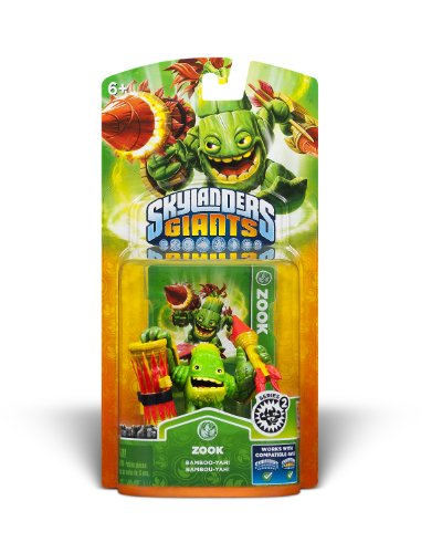 Skylanders Giants  Single Character Pack Core Series 2 Zook