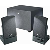 CYBER ACOUSTICS CA-3001WB / Speaker System - 8.5 W RMS - Black
