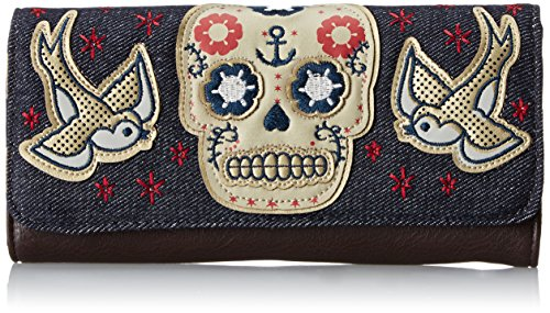 Loungefly-LF-Sugar-Skull-with-Sparrows-Wallet
