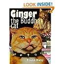 Ginger the Buddha Cat