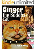 Ginger the Buddha Cat