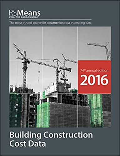 amazon rsmeans building construction cost data 2016 stephen c