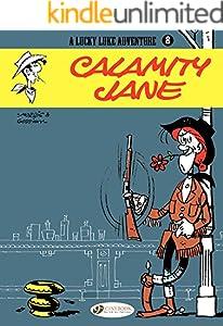 Lucky Luke - Volume 8 - Calamity Jane