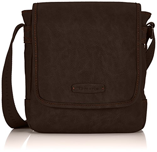 Tamaris Kris City Bag - Bolso bandolera Mocca 304