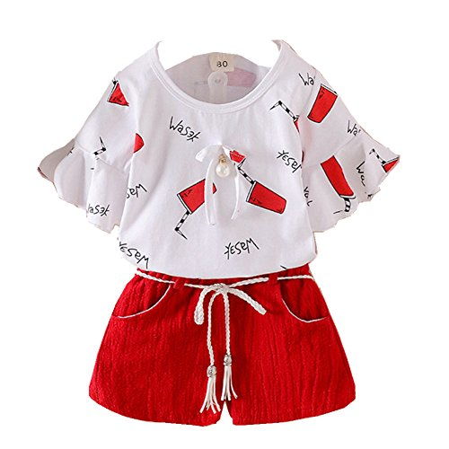 ftsucq-little-gilrs-coke-pattern-shirt-top-with-middle-pants-two-pieces-setsred-100