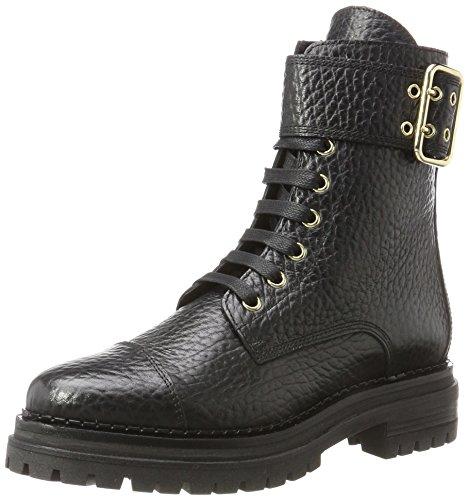 Stokton Boots Femme Bottes Biker Motardes rvq5O0rw