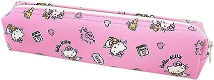 Sanrio Hello Kitty - Estuche multiusos para lápices, diseño de Hello Kitty: Amazon.es: Oficina y papelería