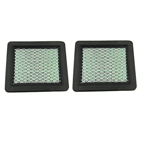 Buckbock 2Pack Air Filter for Honda Engine 17211-ZL8-023 Gc135 Gcv135 Gc160 Gcv160 Gc190 Gcv190 Gx100 17211-ZL8-003 17211-Zl8-000 ()