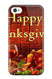 meilinF000Awesome Design Thanksgivings Hard Case Cover For iphone 4/4smeilinF000