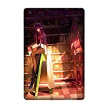 """Steins Gate Anime pattern cases designed and show your personality by the Ipad Pro-12.9"""" cases Design by [David Reed]"""