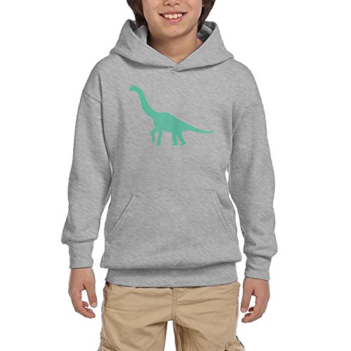 Nice Brachiosaurus Girl Casual With Pocket Hoodies Hot Tops Pullover Sweatshirts