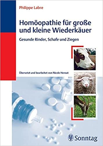 Etwas Neues genug Homöopathie für große und kleine Wiederkäuer: Gesunde Rinder &BX_44