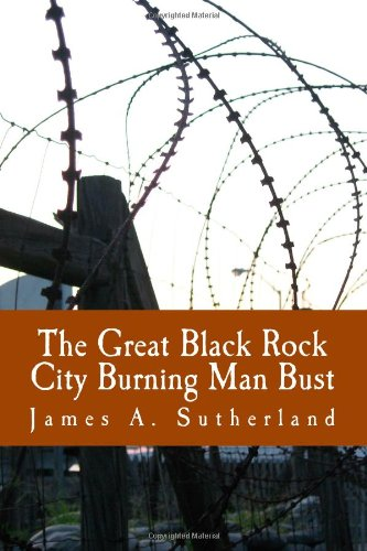 Read Online The Great Black Rock City Burning Man Bust: Choose Your Own Burn Adventure #3 pdf