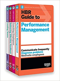 Libro Epub Gratis Hbr Guides To Performance Management Collection (4 Books)