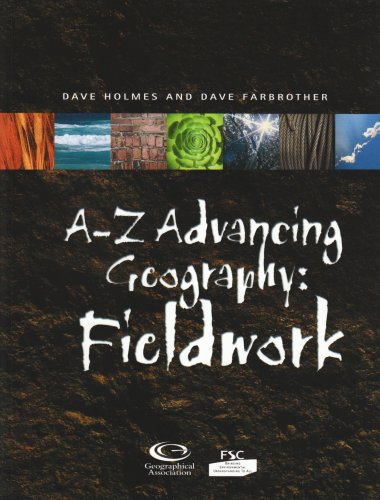 Download A-Z Advancing Geography: Fieldwork PDF