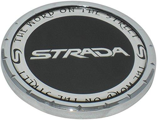 (Strada Wheel Rim Center Cap 81192085F-1 PD-CAP-STRADA C-225-1)