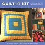 img - for Quilt-It Kit: 15 Colorful Quilt and Patchwork Projects book / textbook / text book