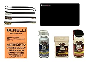 Amazon.com : Benelli M1 Super 90 Do Everything Manual + Ultimate Arms
