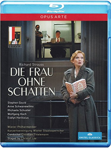 Michaela Schuster - Die E Frau Ohne Schatten (Blu-ray)