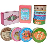 Harry Potter Honeydukes Tin Assortment Set of 6