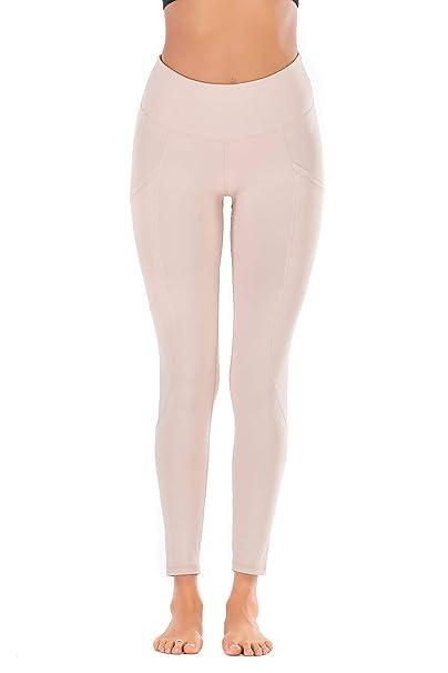 Amazon.com: Chisportate - Leggings de yoga de cintura alta ...