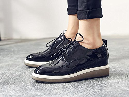 pastry Shoes Thick Store Women Spring 2017 Black for Women Summer UwqBqFEd