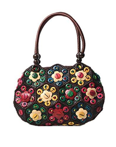 Unknown - Bolso mochila para mujer M color 4