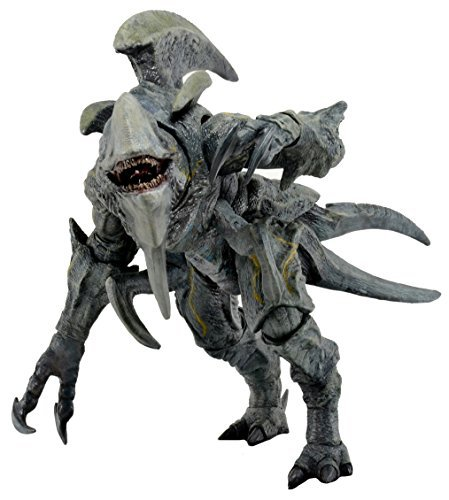 Star images 31979 18 cm Pacific Rim Kaiju Mutavore Ultra Deluxe Action Figure by Star images