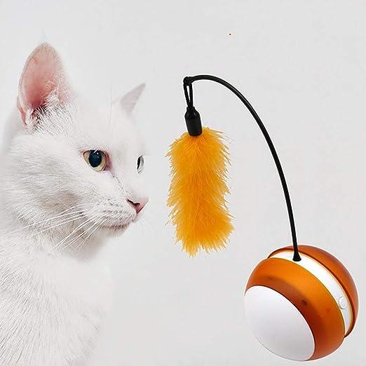 XinC Gato, Juguete eléctrico, Vaso, Bola esférica, Movimiento de ...