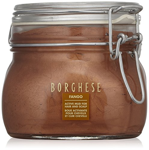 Borghese Fango Active Mud Mask for Hair and Scalp, 17.6 oz.