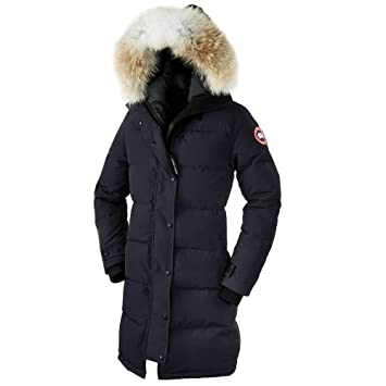 Amazon.com: Canada Goose Women's Shelburne Parka Coat: Sports ...