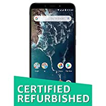 CERTIFIED REFURBISHED Mi A2 Black 4GB RAM 64GB Storage