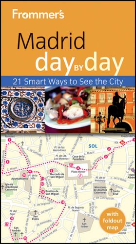 Frommer's Madrid Day By Day (Frommer's Day by Day - Pocket) pdf epub