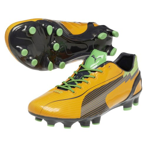 Anthracite 1 Orange Foot Chaussures de Evospeed FG RCYwqpp