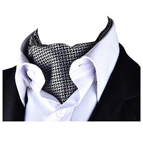 Ascot Scarf Men's Cravat YCHENG Patterned X918 Paisley Reversible Luxury Tie Jacquard EaqTTzx