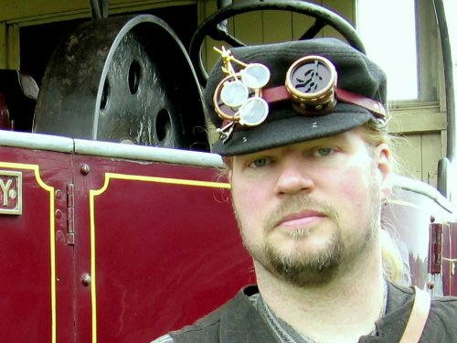 - Blow Off Some Steampunk