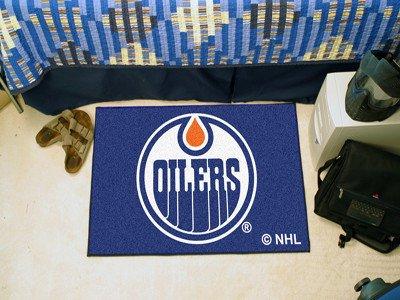 Edmonton Oilers Starter Mat - Licensed Edmonton Oilers Gifts